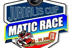 Jurnalis Cup Matic Race Siap Digelar