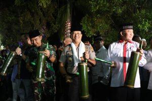 Pesan Kapolda Kalbar saat Festival Sahur-Sahur ke XVI se-Kalimantan Barat