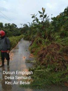 Sebanyak 10 Desa Terdampak Banjir di Kabupaten Landak