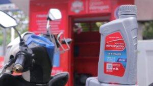 Enduro 4T Racing Hadir  Dengan Kemasan Baru 0.8 Liter