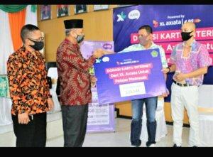 Kemenag Salurkan 133.548 Paket Internet Gratis untuk Madrasah se-Kalimantan Barat