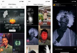Smartfren dan Instagram Berkolaborasi Menghadirkan Alternatif Seru Rayakan Keseruan Momen Halloween #dirumahaja