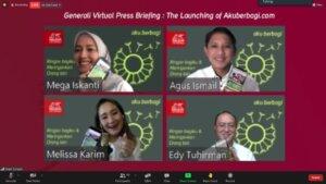 Generali Hadirkan Akuberbagi.com Social Platform dengan fitur Wakaf Asuransi