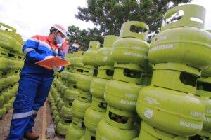 Pertamina Pasok 75.040 Tabung LPG 3 KG Untuk Imlek dan Cap Gomeh Di Kalimantan Barat
