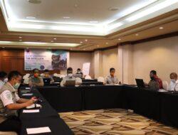 Rakor Tim Intelijen PB, Kolaborasi Pentaheliks Dalam Kajian Saintifik Dalam Upaya Penanggulangan Bencana
