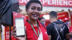 Telkomsel Hadirkan 5G Pertama di PON Papua